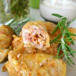 Stuffed Cabbage rolls with mince meat