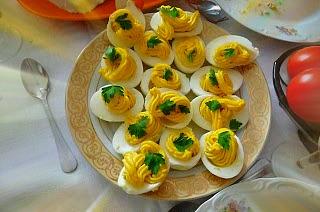 Recipe – Deviled eggs
