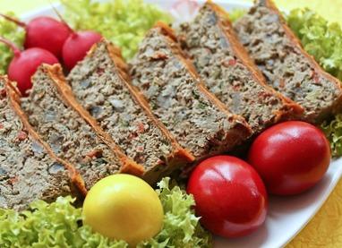 Recipe – Beef tripe block