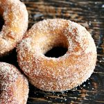 Pumpkin Apple Cider Doughnuts