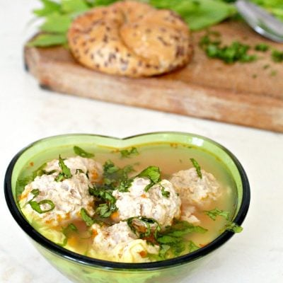 Wanna make a super tasty meatballs soup recipe you'll absolutely love?