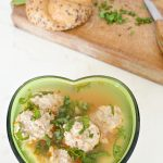 Meatballs broth (sour soup) recipe