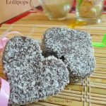 Chocolate heart pops recipe with homemade chocolate