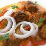 Recipe – Vegetable Stew with Meatballs