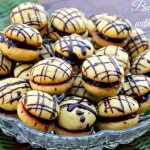 Recipe – Butter cookies with chocolate cream