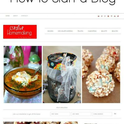 Start a blog in 15 minutes – Step by step tutorial