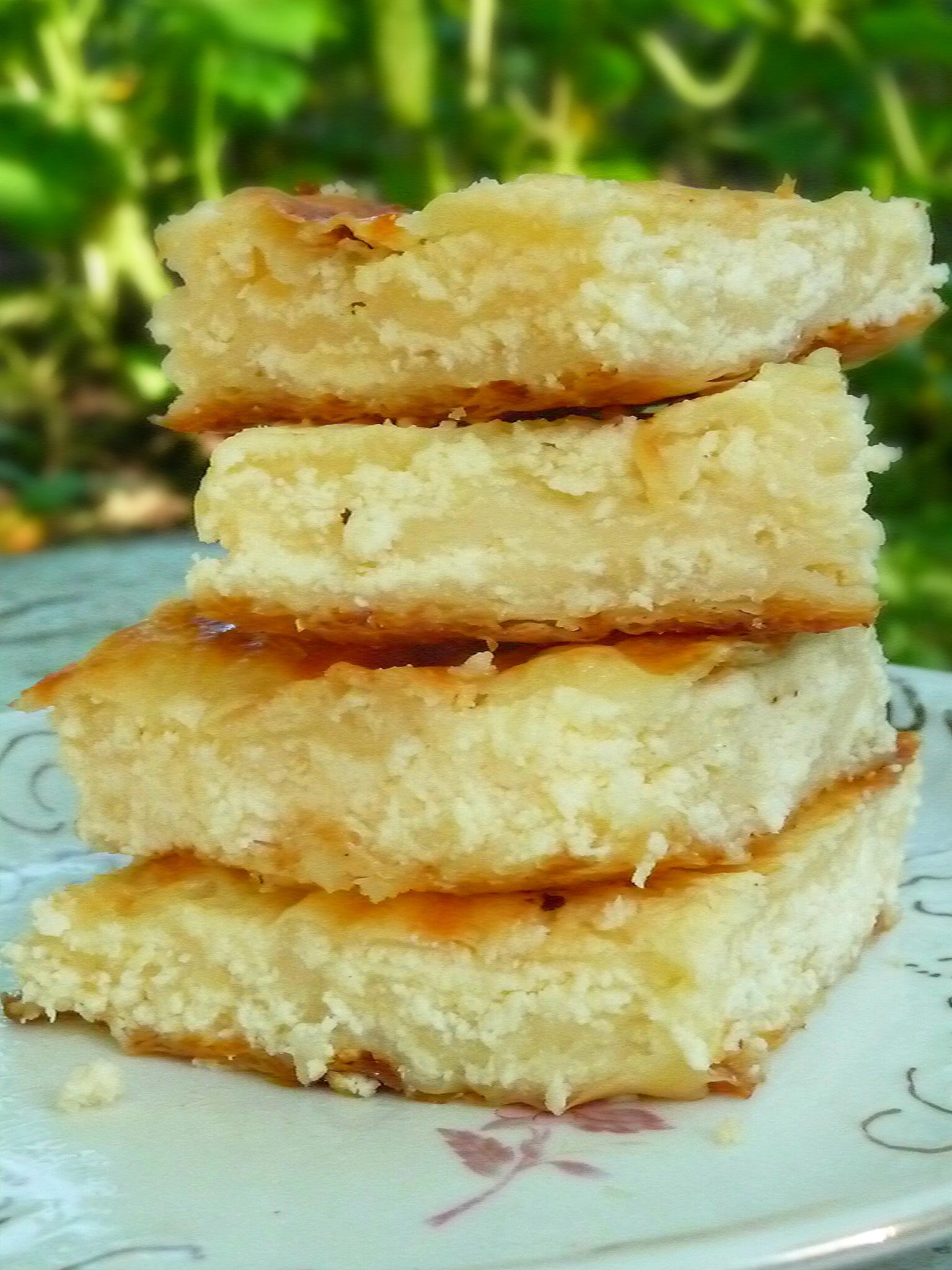 Super easy Homemade Cheese Pie recipe