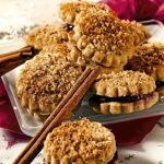 Jam and nut cookies recipe