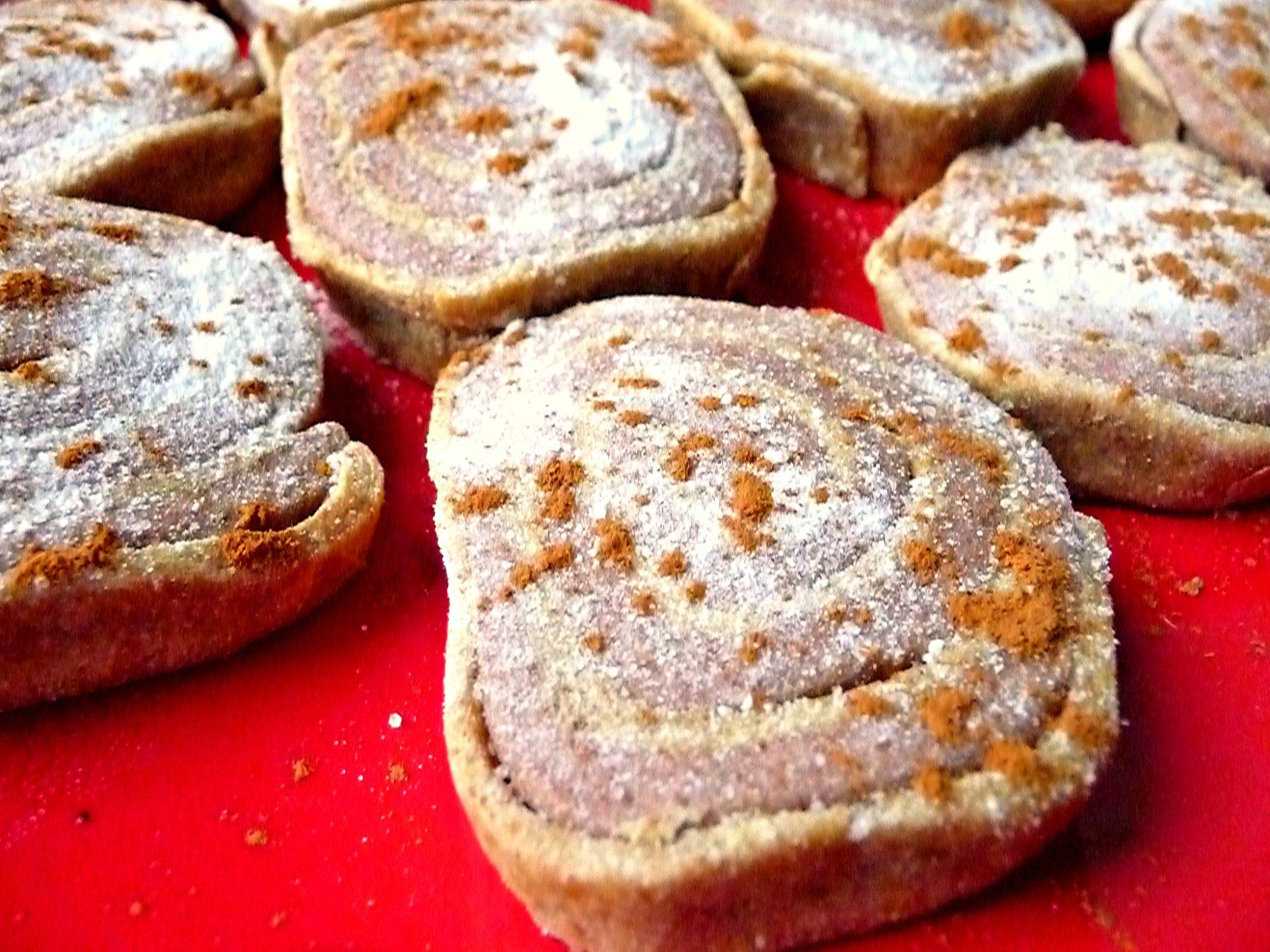 Raspberry biscuits recipe