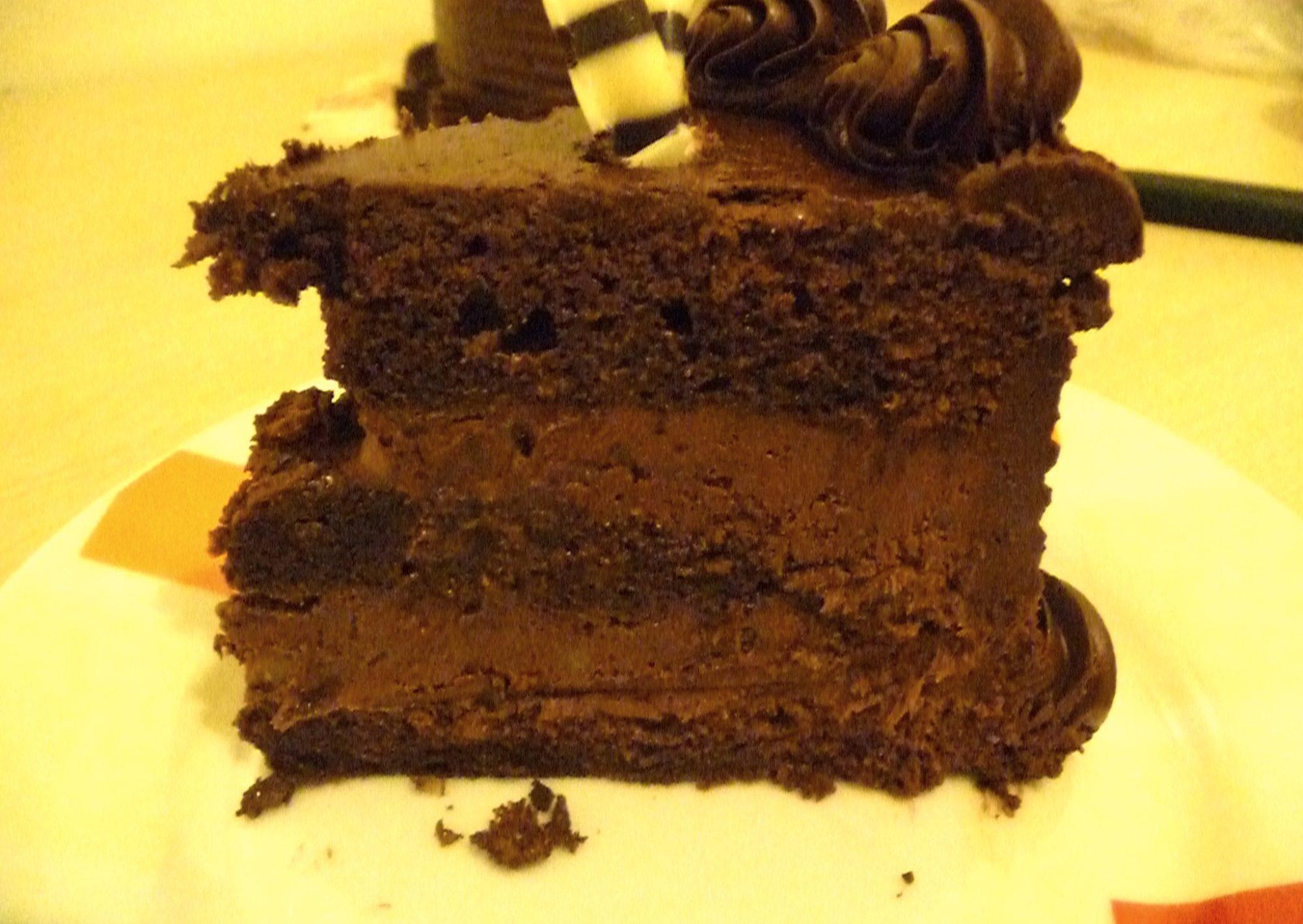 Joffre cake recipe