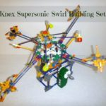 Fun Christmas gifts – K'NEX® SuperSonic Swirl Building Set review & video