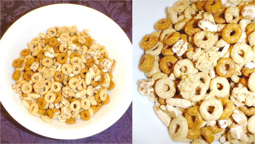 Cheerios +Ancient Grains
