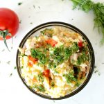 Rice pilaf recipe with chicken