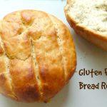 Homemade Gluten free bread recipe