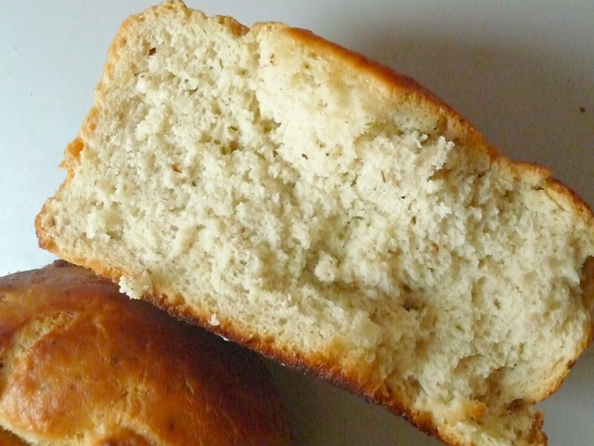 Gluten Free bread recipe 2