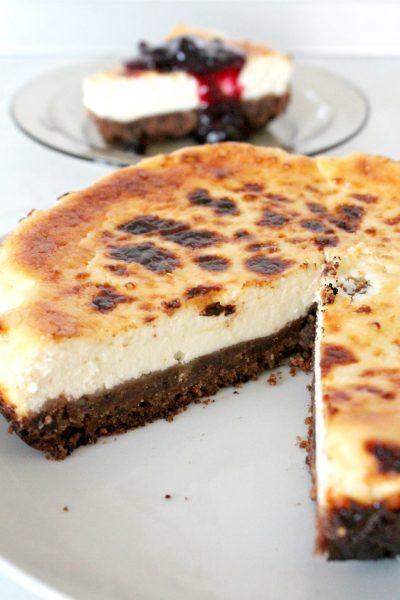 Gluten free chocolate chip cookies cheesecake