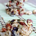 No bake Gooseberry Almond bars recipe with Cheerios + Ancient Grains