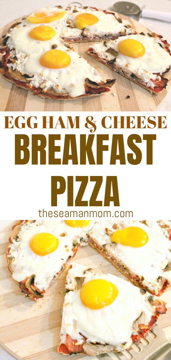 Pizza for breakfast? Yes, please! With this simple and quick breakfast pizza recipe you get to enjoy a delicious, warm and crunchy egg pizza every morning! Ready in about 20-30 minutes! via @petroneagu