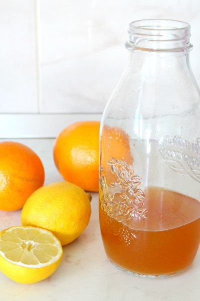 Brilliant Citrus Cleaner Recipe Makes Cleaning A Breeze