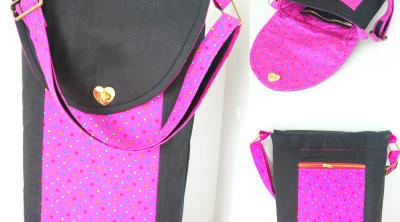 Cross Body Bag pattern
