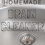 Best Natural Homemade Drain Opener