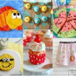 #FoodieFriDIY – Cute recipe ideas & an adorable girls skirt