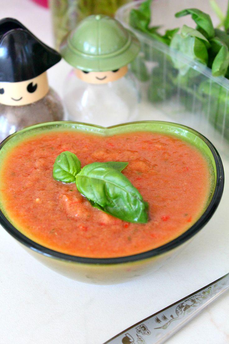 Best Gazpacho soup