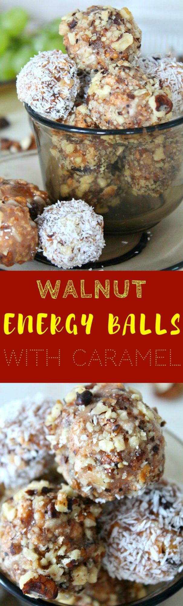 Nut balls recipe