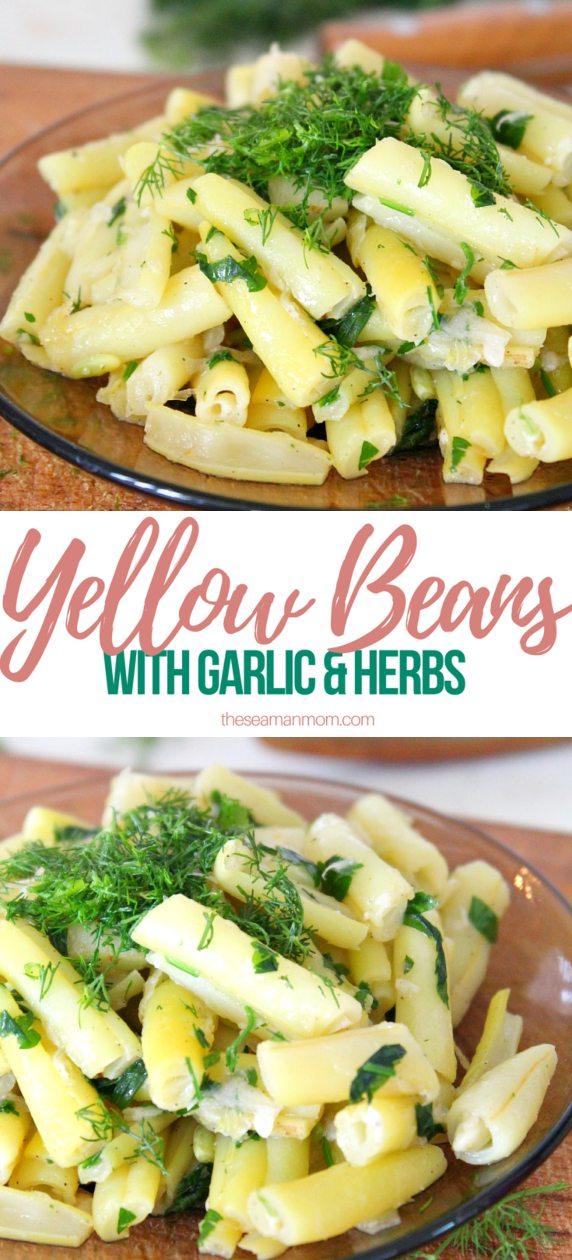 Yellow beans