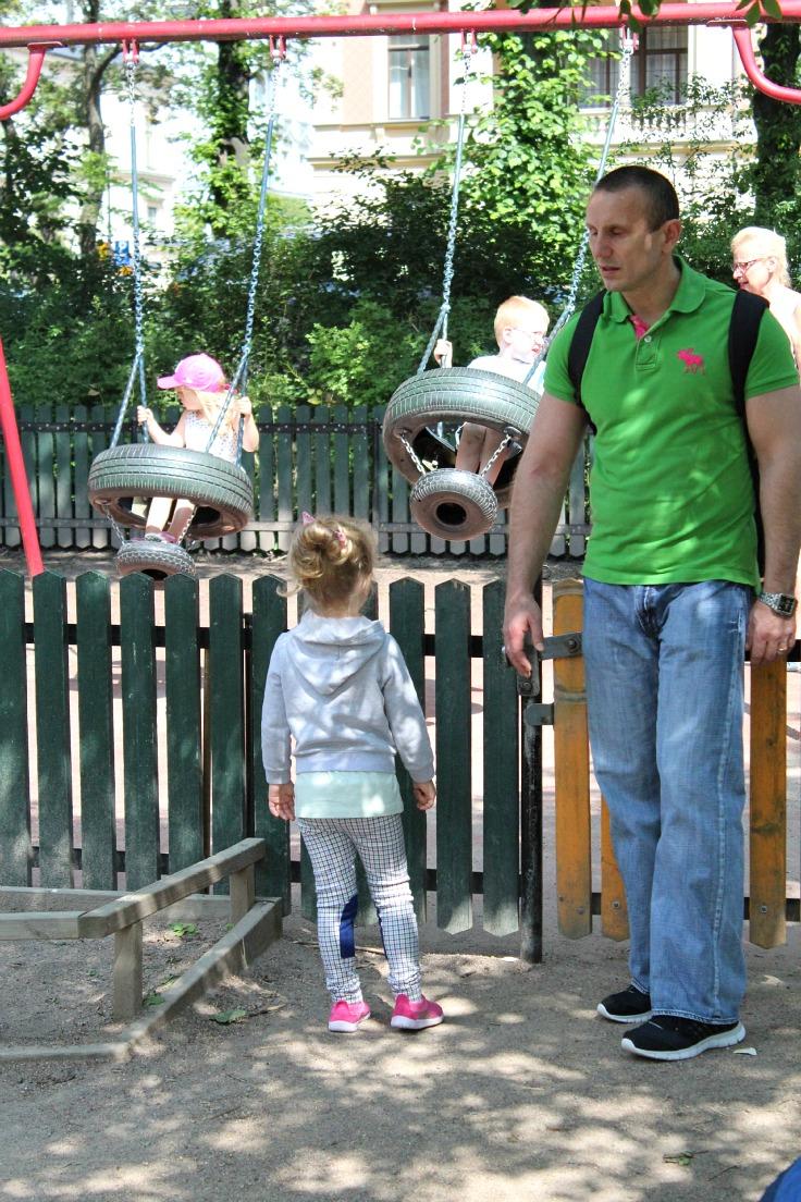 Humlegarden park