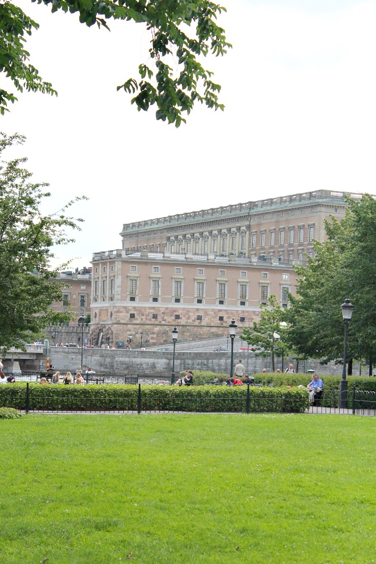 Sweden Royal Palace