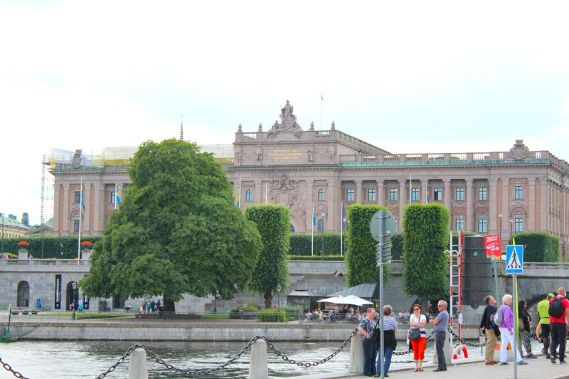 Sweden Parliament