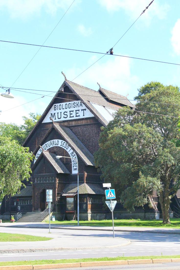 Biologiska Museum