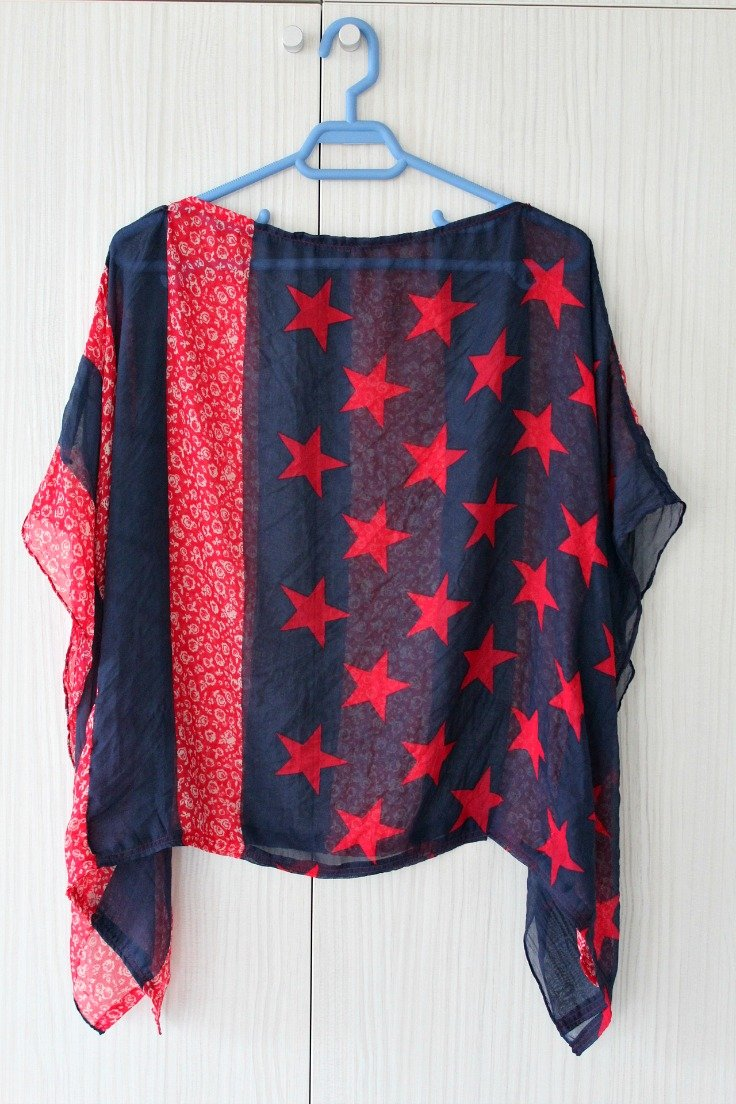 Top Tutorials Youtube: Batwing Top Sewing Tutorial From A Scarf