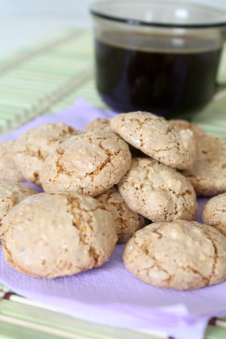 Almond Macaroons, Super Easy, Simple & Delicious Recipe Almond Macaroons Recipe Uk