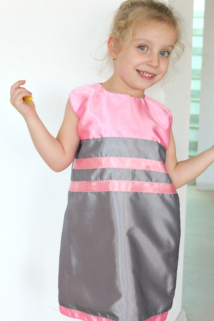 kids dress pattern