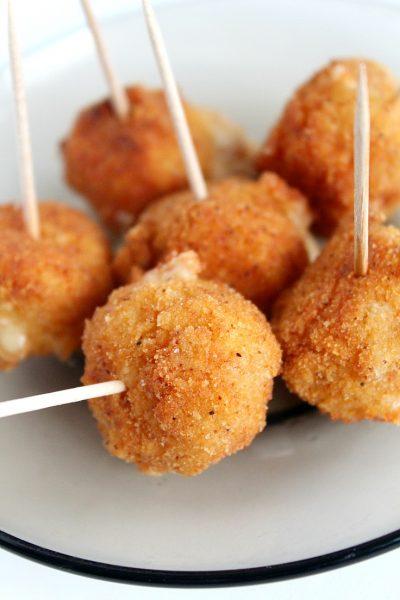 Spicy Cheese Balls Recipe