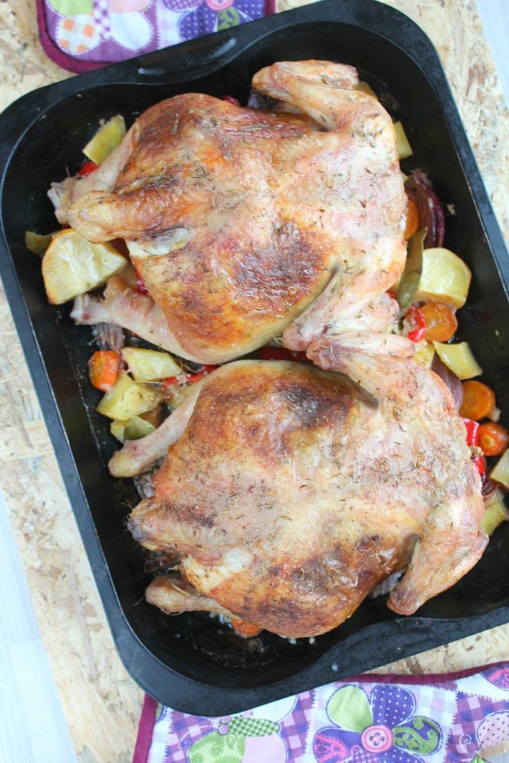 Best Cornish hen recipe