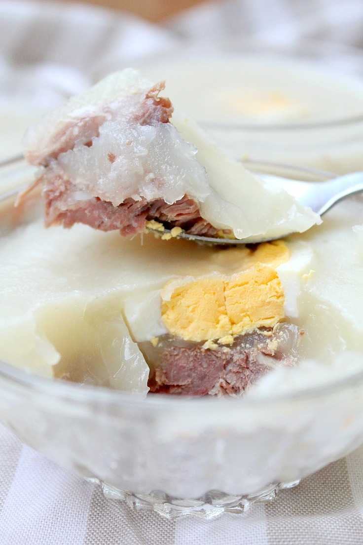 Pork Jelly Recipe