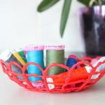 DIY hot glue bowl tutorial