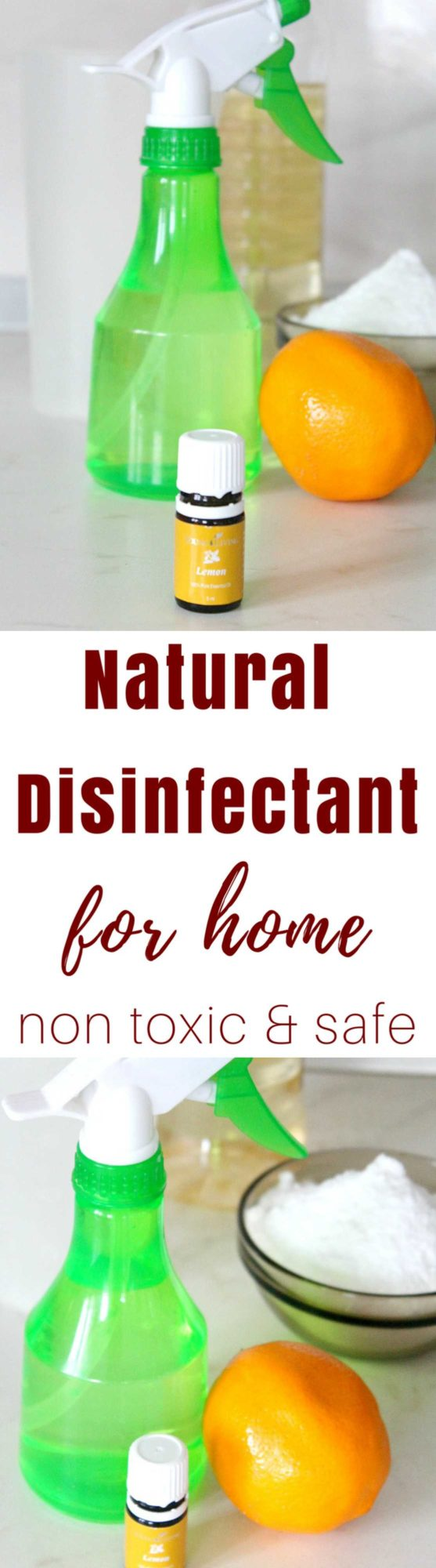 Natural disinfectant