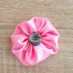How to make Fabric Yo-yo flowers