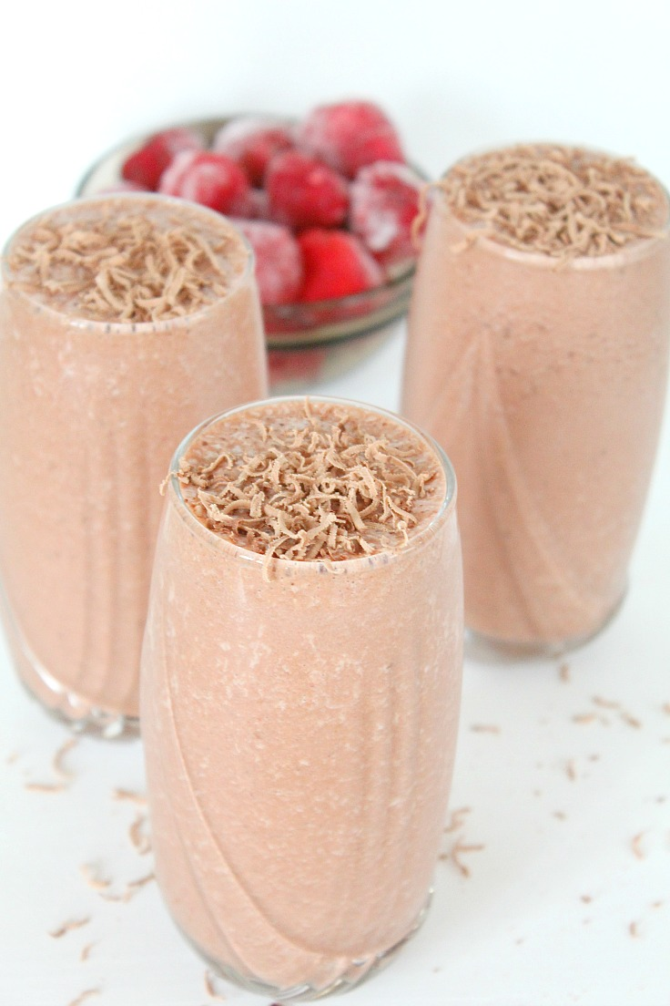Fudge Smoothie