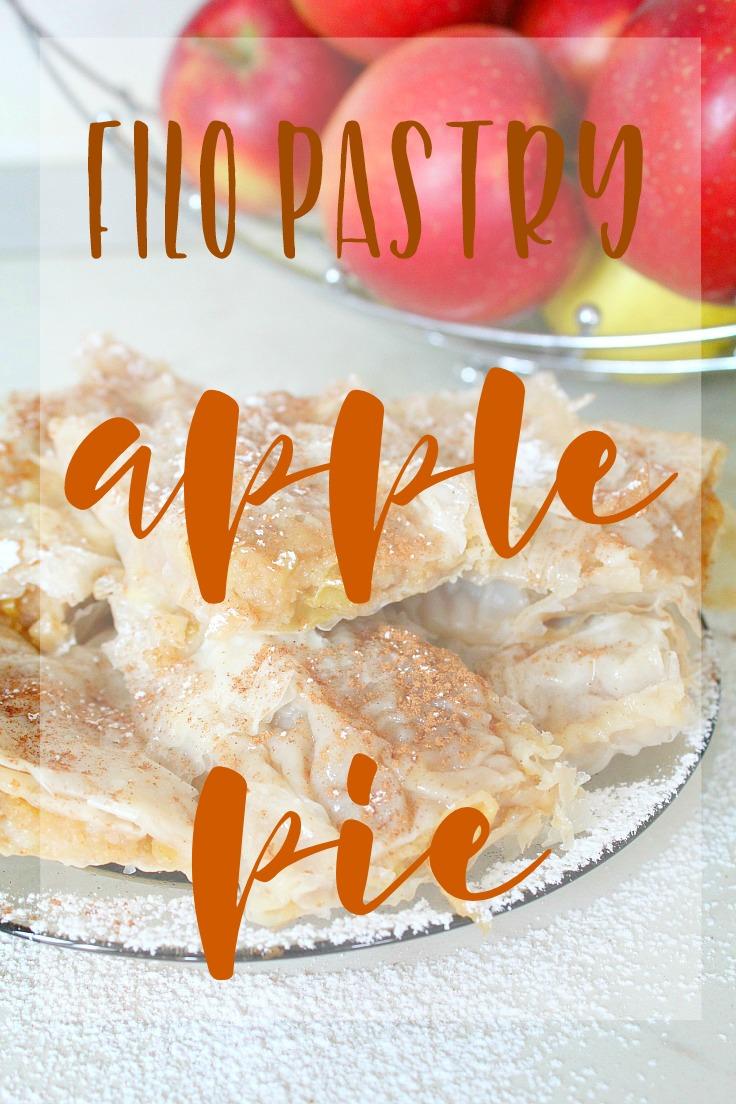 Homemade Easy Apple Pie