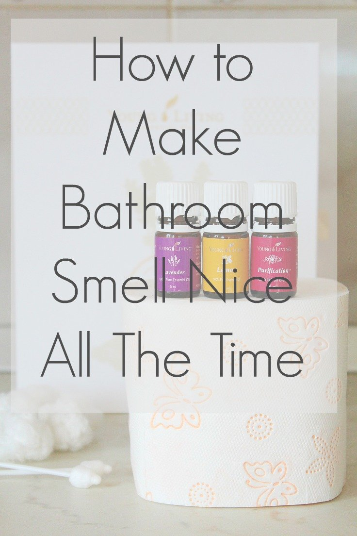 Best Air Freshener For Bathroom To Keep It Smell Like A Spa All The Time - Bathroom smell good