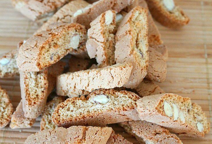 Simple Almond Biscotti Recipe