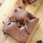 Simple Chocolate Chip Brownies