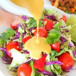 Quick dinner idea with Beef Marinara Penne and a Crispy Salad recipe