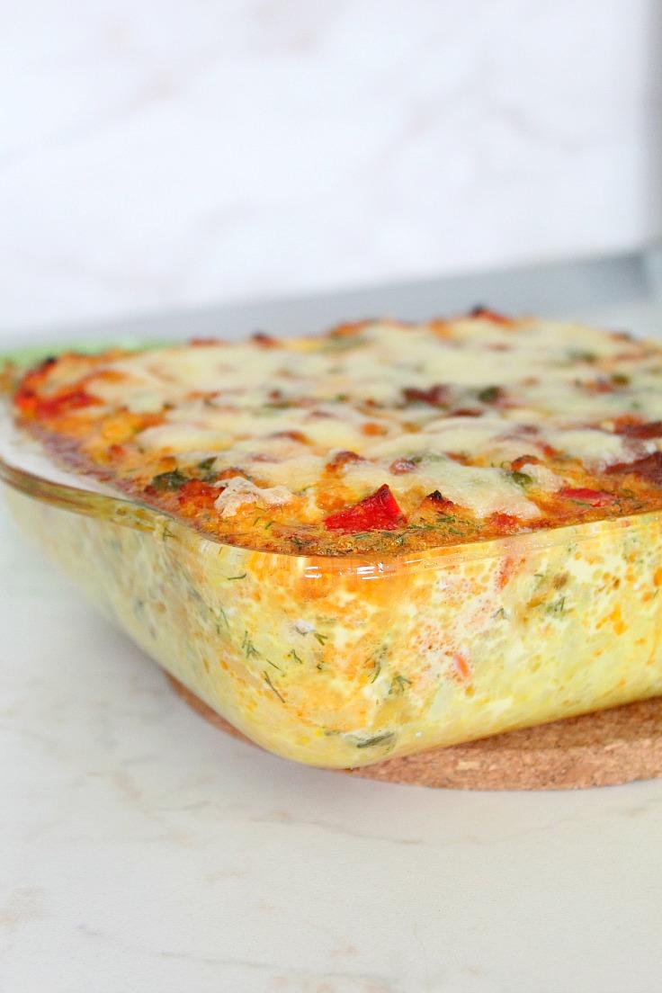 hash brown lasagna recipe