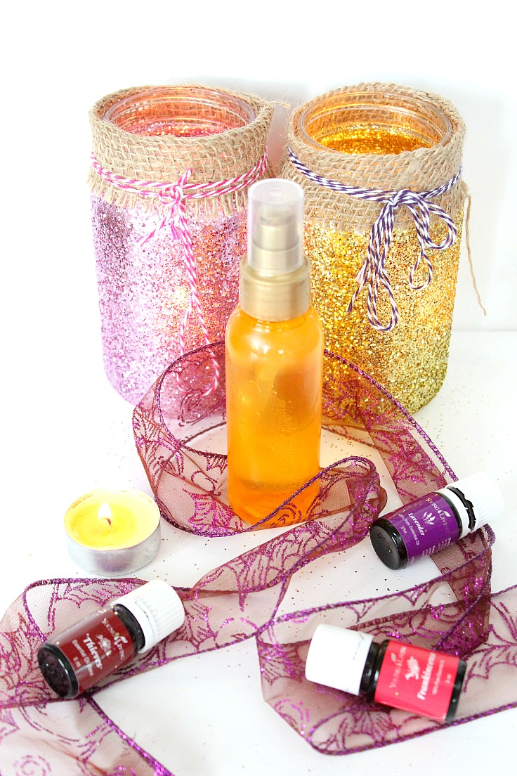 DIY Calming Room Spray